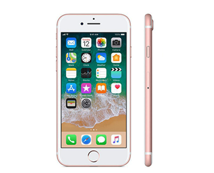 iPhone 7 128GB Rose Gold 909 ლარად!