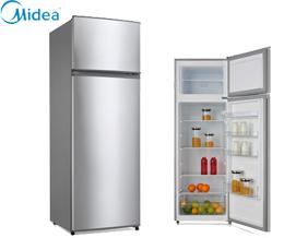 მაცივარი Midea HD-312FN(ST) Refrigerator - 1 წლიანი გარანტიით
