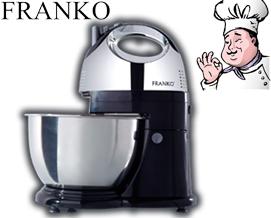სტაციონალური მიქსერი FRANKO FMX-1009 - 1 წლიანი გარანტიით