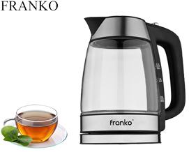 ელექტრო ჩაიდანი FRANKO FKT-1017 - 1 წლიანი გარანტიით