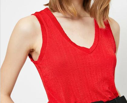 14 ლარად! მაისური ქალბატონებისთვის მაღაზია KOTON-ისგან!