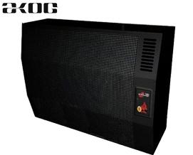 გაზის გამათბობელი Akog 100 sp black 110 მ² - 2 წლიანი გარანტიით
