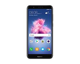 მობილური ტელეფონი Huawei P Smart Dual Sim 32GB LTE Black black - 1 წლიანი გარანტიით