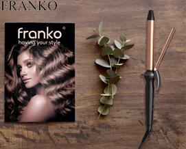 თმის დასახვევი FRANKO FCI-1132 - 1 წლიანი გარანტიით