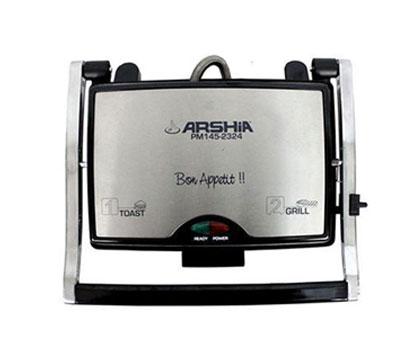 ARSHIA PM 145-2324  ტოსტერი 1 წლიანი გარანტიით!