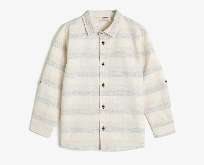 21 ლარად! პერანგი ბიჭისთვის მაღაზია KOTON-ისგან!