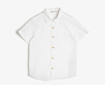 35 ლარად! პერანგი ბავშვისთვის მაღაზია KOTON-ისგან!