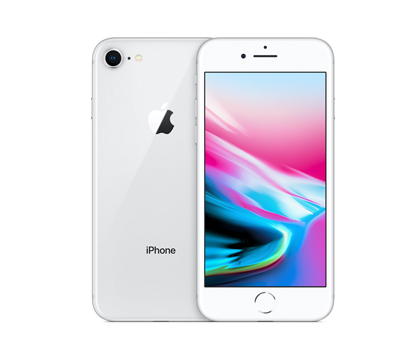 iPhone 8 64GB Silver 1499 ლარად!