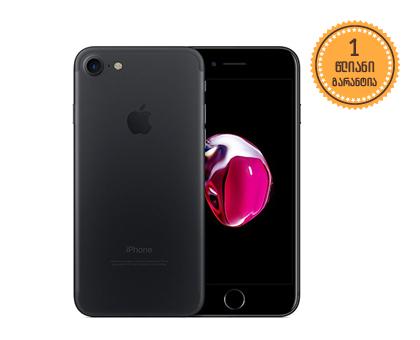 iPhone 7 32GB Black 819 ლარად!