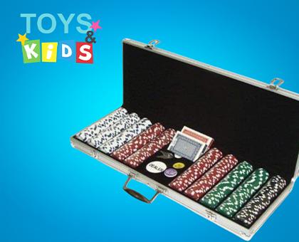 50%-იანი ფასდაკლებით შეიძინეთ სამაგიდო თამაში პოკერი მაღაზიისგან Toys and kids!
