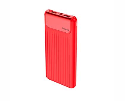 Baseus PPYZ-C09 Red პორტატული დამტენი (168382)