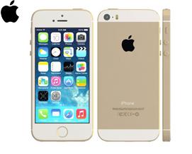 მობილური ტელეფონი APPLE IPHONE 5S 16GB GOLD - 1 წლიანი გარანტიით
