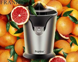 ცისტრუსის საწური FRANKO Citrus Juicer FCJ-1125 -2 წლიანი გარანტიით