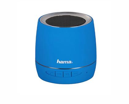 HAMA Bluetooth პორტატული დინამიკი 200-20000 Hz ლურჯი (110622)
