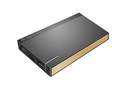Remax RPP-58 Re-Power 10000mAh gold პორტატული დამტენი (164046)