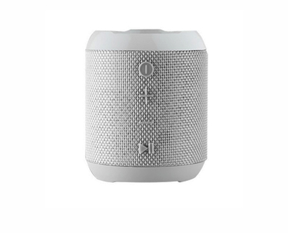 Remax Fabric Bluetooth Speaker RB-M21 Grey პორტატული დინამიკი (163974)