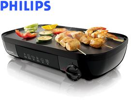 გრილი Philips Daily Collection Table grill HD6320/20 - 1 წლიანი გარანტიით