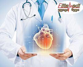 თქვენი გულის ჯანმრთელობისთვის! კარდიოლოგიური კვლევა მხოლოდ 25 ლარიდან კლინიკაში «Elita Medi»