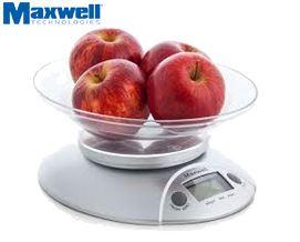 სამზარეულოს სასწორი MAXWELL MW-1650 - 1 წლიანი გარანტიით