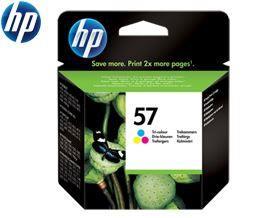 კარტრიჯი HP 57 Tri-color Original Ink Cartridge (C6657AE)