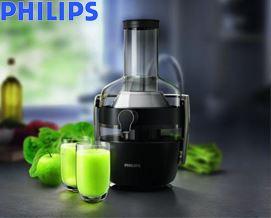წვენსაწური Philips HR1919/70 Juicer - 1 წლიანი გარანტიით