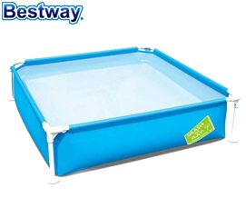 კარკასული აუზი Bestway 56218 bracket pool Children's wading pool fishing pond