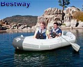 გასაბერი ნავი Bestway 65044 Hydroforce Marine Pro Inflatable Raft 115x50x18