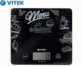 სამზარეულოს სასწორი VITEK VT 2427 - 1 წლიანი გარანტიით