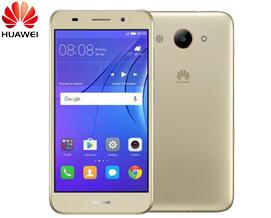 """მობილური ტელეფონი HUAWEI Y3 III 8GB GOLD 2017 4G 5.0"""" - 1 წლიანი გარანტიით"""