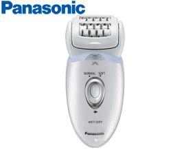 ეპილატორი Panasonic ESED53W520 Epilator - 1 წლიანი გარანტიით