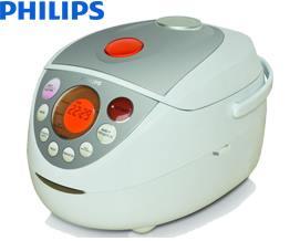მულტსახარში PHILIPS HD3039/40 White - 2 წლიანი გარანტიით