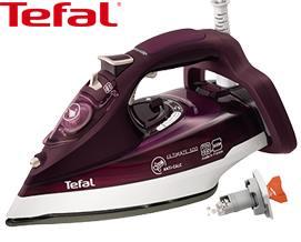 უთო TEFAL Ultimate Anti-calc FV9650 - 1 წლიანი გარანტიით