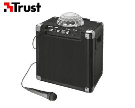 აკუსტიკური სისტემა TRUST FIËSTA DISCO (21405) BLACK  - 1 წლიანი  გარანტიით