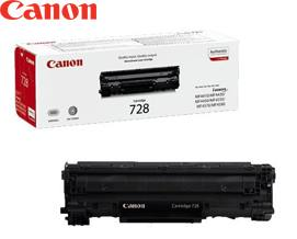 კარტრიჯი Canon 3500B002 / 728 Genuine Toner Black