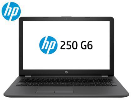 ნოუთბუქი HP 250 G6 (3VJ19EA) BLACK - 1 წლიანი გარანტიით