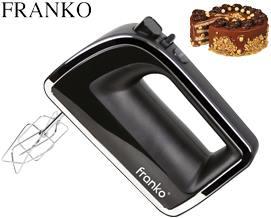 მხოლოდ 75 ლარად ხელის მიქსერი FRANKO FMX-1084 Mixers - 1 წლიანი გარანტიით