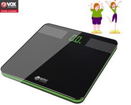 სასწორი VOX PW 304 green - 1 წლიანი გარანტიით