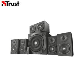 აკუსტიკური სისტემა TRUST (22236) BLACK - 1 წლიანი  გარანტიით