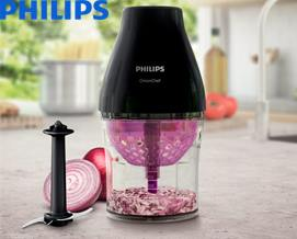 ჩოფერი Philips HR2505/90 Viva Collection OnionChef  Chopper