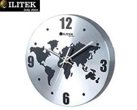 კედლის საათი ILITEK IL-11 White