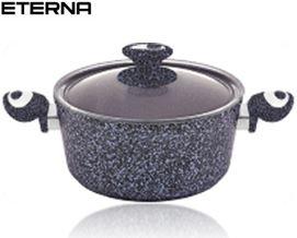 ბიო გრანიტის ქვაბი Eterna 22x10.5 cm
