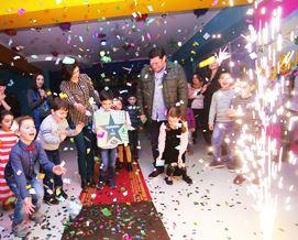 დაბადების დღის პროგრამა 10, 15 ან 20 ბავშვზე 150 ლარიდან გასართობ ცენტრში «Magic Land»