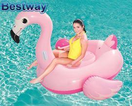 გასაბერი ფლამინგო Bestway 41110 Inflatable flamingo
