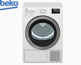საშრობი მანქანა BEKO DPY 8405 GXHB2 Superia - 4 წლიანი გარანტიით