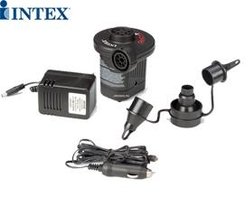 ელექტრო ტუმბო Intex 66632 Quick Fill Electric Air Inflator Pump