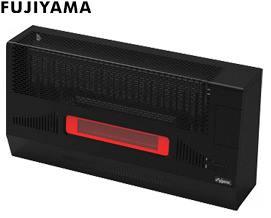 გაზის გამათბობელი FUJIYAMA FHS 10500 (1200) BLACK VS - 1 წლიანი გარანტიით