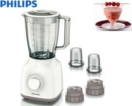 ბლენდერი Philips Daily Collection Blender HR2113/05 - 1 წლიანი გარანტიით