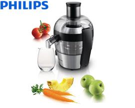 წვენსაწური Philips Viva Collection Juicer HR1836/00 - 1 წლიანი გარანტიით