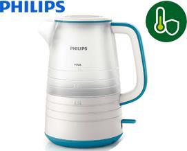 ელექტრო ჩაიდანი Philips Daily Collection Kettle HD9334/11 1.5 L 2200W - 2 წლიანი გარანტიით
