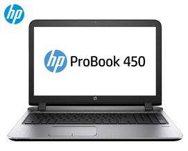 ნოუთბუქი HP PROBOOK 450 G3 (P4N82EA)  - 1 წლიანი  გარანტიით